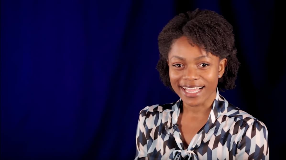Nadia Numa uses scholarships to overcome obstacles and achieve her dreams.